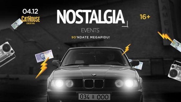 4.12.2020 Nostalgia I 90ndate Megapidu