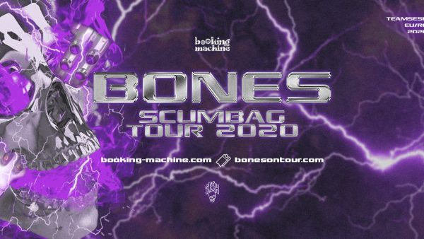 16.03.2021 BONES (USA)